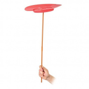 Spinning Plate Colourful Design Circus Trick Toy
