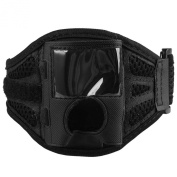 BLACK SPORTS ARMBAND CASE New For APPLE IPOD NANO 3 3RD GEN