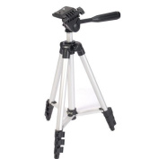 """Ex-Pro DigiPod TR-130S Professional Photographic Camera / Camcorder Tripod (350mm - 1060mm) 40"""" Travel Tripod, Spirit Level, Fast Instal, High Quality suitable for :- Sony / Cybershot"""