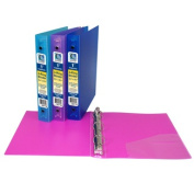 Mini Size 3 Ring Binder