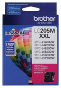 for Brother International LC205M Super High Yield Xxlmagenta In