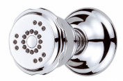 Danze D460165 2-Function Wall Mount Body Spray in Chrome