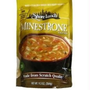 Shore Lunch B02442 Shore Lunch Minestrone Soup Mix -6x280ml