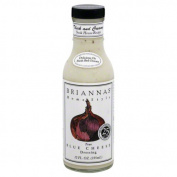 Briannas True Blue Cheese Dressing & amp;#44; 350ml & amp;#44; - Pack of 6