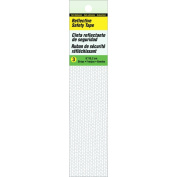 Hy-Ko Products Tp-3Wh White Refl Safety Tape TP-3WH