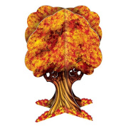 Beistle 99069 3-D Fall Tree Centrepiece Pack Of 12