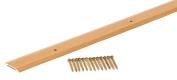 M-d Products 1-.60cm . X 90cm . Oak Wide Seam Binder 40132