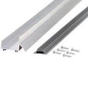M-D Building Products Door Bottom Alum Nkl 1-3/8X36 49000