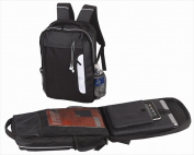 Preferred Nation P3643.Blk Scan Express Computer Backpack