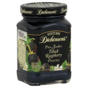 Smuckers Seedless Black Raspberry Jam & amp;#44; 300ml & amp;#44; - Pack of 6