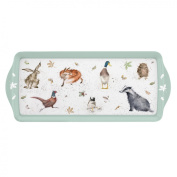 Wrendale Serving Trays, Multi-colour