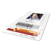 Wilson Jones. 56005 HeatSeal Thermal Laminating Pouch 5 mil 2 9/16 x 3 3/4 ID Size 100
