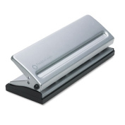 Franklincovey 22997 Four-Sheet Seven-Hole Punch for Classic Style Day Planner Pages Metal