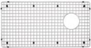 Blanco 221010 Stainless Steel Sink Grid for Diamond Super Single Bowl