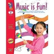 On The Mark Press OTM513 Music is Fun Gr. 3