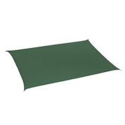 Gale Pacific 480936 California Sun Shade Rectangle 3m x 2.4m Heritage Green