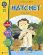 Classroom Complete Press CC2519 Hatchet - Sarah Joubert