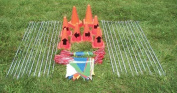 Olympia Sports KT044M Deluxe Cross Country Kit with Cones