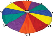 Olympia Sports PS080P Deluxe Parachute - 1.8m Diameter - 8 Handles