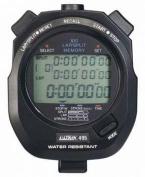 Olympia Sports TL052P Ultrak 100 Memory Stopwatch - Black