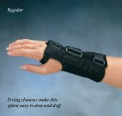 North Coast Medical NC52960 Comfort-Cool D-Ring Wrist Splint Left & amp;#44; X-Small