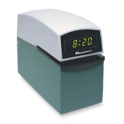 Acroprint Time Recorder 016000001 ETC Digital Automatic Time Clock with Stamp