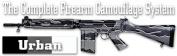 Lauer Custom Weaponry TID2 Urban CamoPak with Peel N Spray