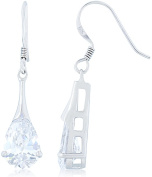 Doma Jewellery MAS00644 Sterling Silver Earring with CZ