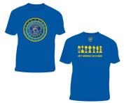 Boca Juniors CABJTRBXXL Rey Mundial blue XXL T-shirt