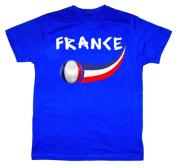 Supportershop WCFR12Y France Soccer Junior T-shirt 12-14 years