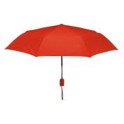 Peerless 2361-Red Vented Executive Mini Umbrella Red