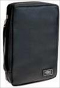 Christian Art Gifts 368486 Bi Cover Super Value Medium Black