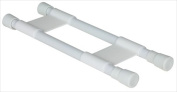 Camco 44093 Double Cupboard Bar - White
