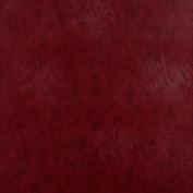 Designer Fabrics G755 140cm . Wide Burgundy Red Solid Outdoor Indoor Marine Vinyl Fabric