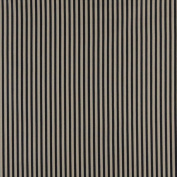 Designer Fabrics D376 140cm . Wide Navy And Beige Thin Striped Jacquard Woven Upholstery Fabric