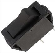Dorman 85924 Electrical Switches Rectangular Style Rocker Non Glow Black