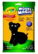 . Non-Toxic Model Magic Mess-Free Modelling Dough - 120ml - Black