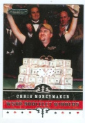 Chris Moneymaker trading card 2006 Razor Poker No.62
