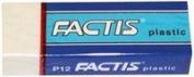 General Pencil ES20 Magic White Extra Soft Vinyl Eraser Pack 12