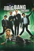 Hot Stuff Enterprise Z178-24x36-NA The Big Bang Theory Poster 24 x 36