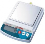 Optima Scales OPK-S2500 Compact Precision Balance - 2500g x 1g