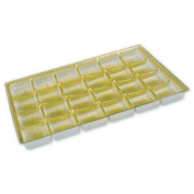 Deluxe Small Business Sales 65-C96-TRAY 0.63 x 16cm x 23cm . Candy Tray Gold