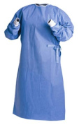 Cardinal Health 9541 Extra Large Astound Surgical Gowns Fabric-Reinforced Sterile-Back - 18 Per Box
