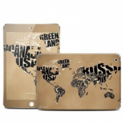 DecalGirl IPDM3-TYPEMAP Apple iPad Mini 3 Skin - Type Map