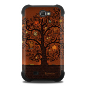 DecalGirl SGN2BC-TOBOOKS for for for for for for for for for for Samsung Galaxy Note 2 Bumper Case - Tree Of Books