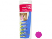 Bulk Buys BI525-72 Shower Conditioner Comb With Hook