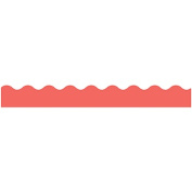 TREND ENTERPRISES INC. T-92376 CORAL SOLID TERRIIFIC TRIMMER