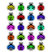 Teacher Created Resources TCR5462 Colourful Ladybugs Stickers