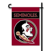 BSI Products 83104 Florida State Seminoles 2-Sided Garden Flag