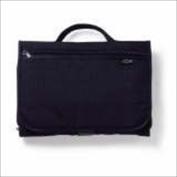 Zondervan Gifts 06995X Bi Cover Tri Fold Organiser 2Xl Black